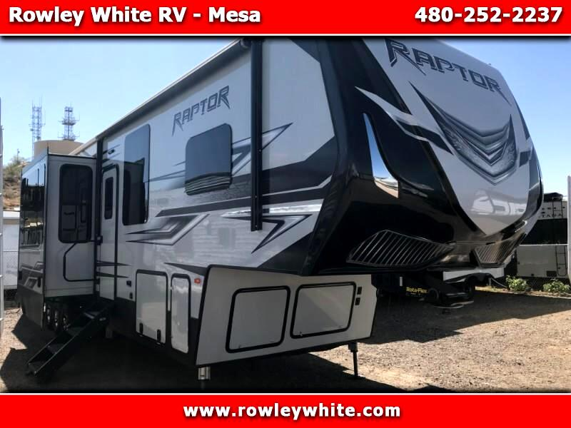 2018 Keystone RV Raptor 398