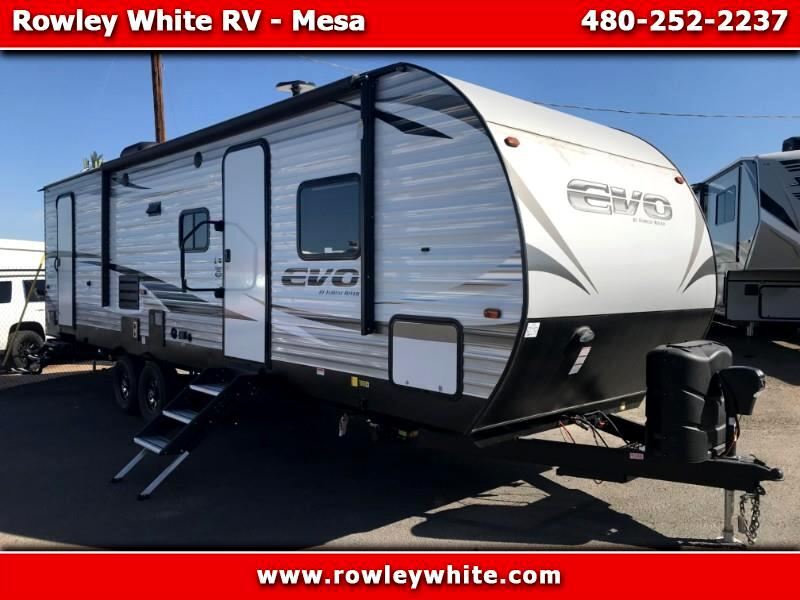 2020 Forest River EVO (Lightweight Travel Trailer) T2850