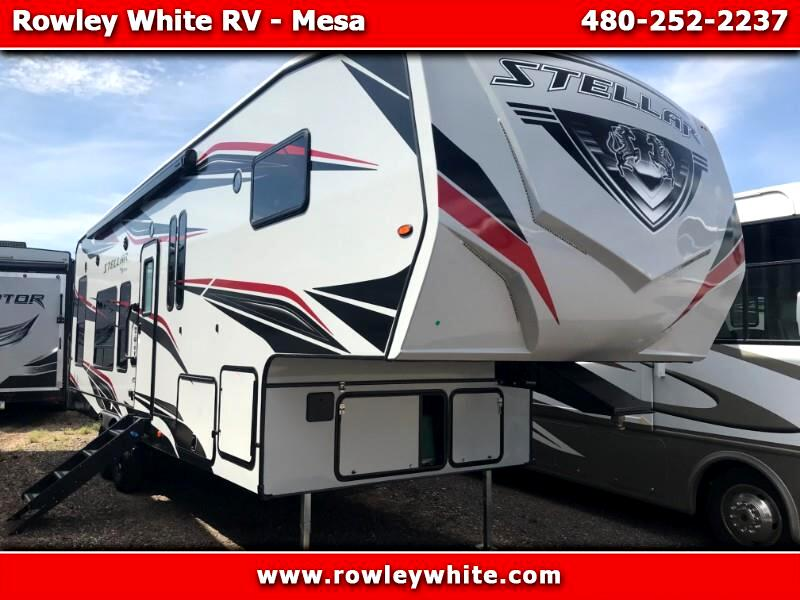 2020 Eclipse RV Stellar 28SKS