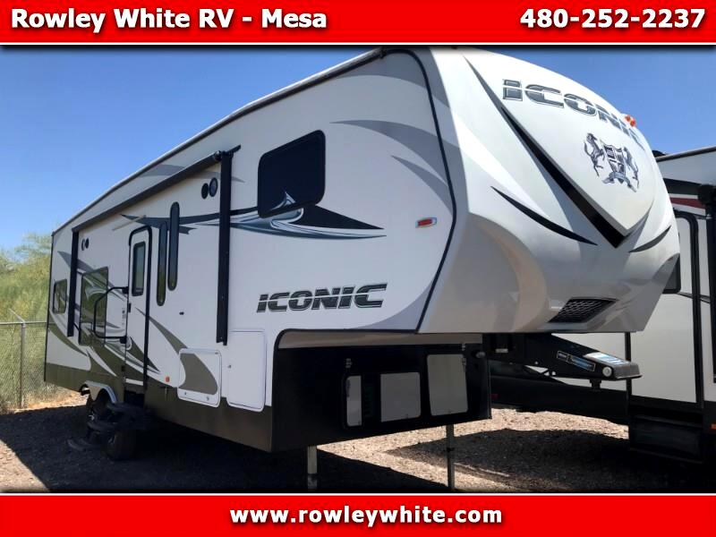 2016 Eclipse RV Iconic 2817CKG
