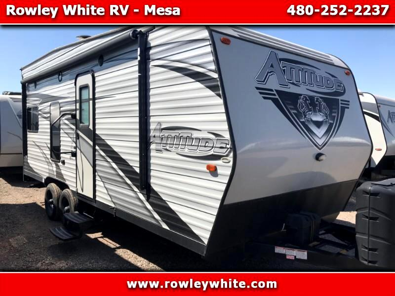 2019 Eclipse RV Attitude 19FB