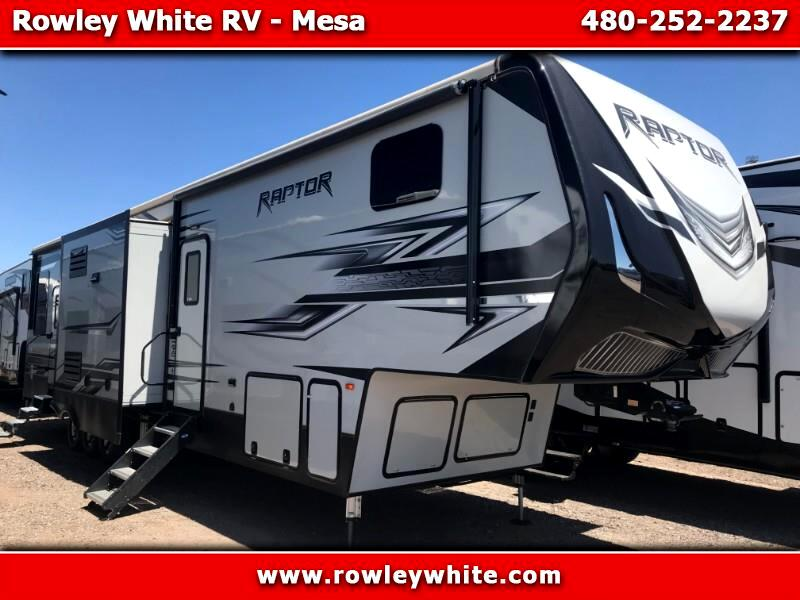 2018 Keystone RV Raptor 424