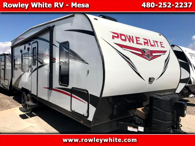 2018 Pacific Coachworks POWERLITE 24FS