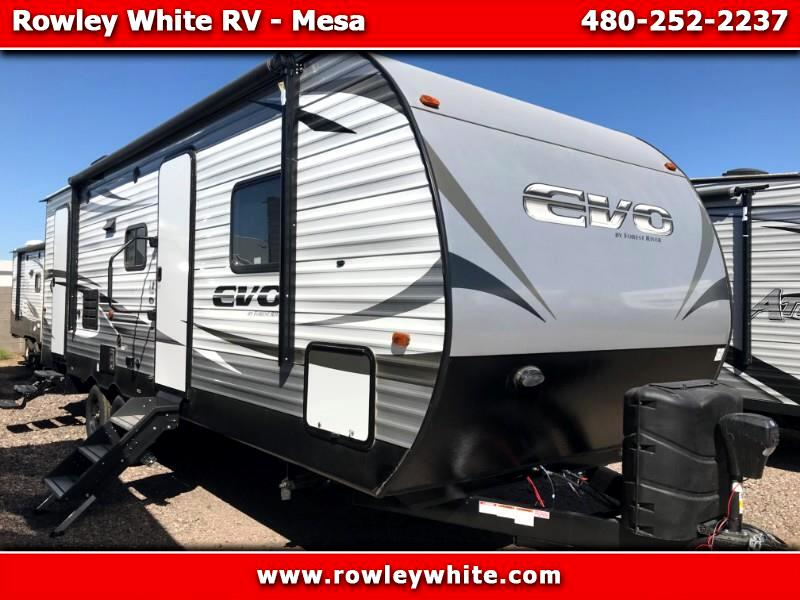 2020 Forest River EVO (Lightweight Travel Trailer) T2490