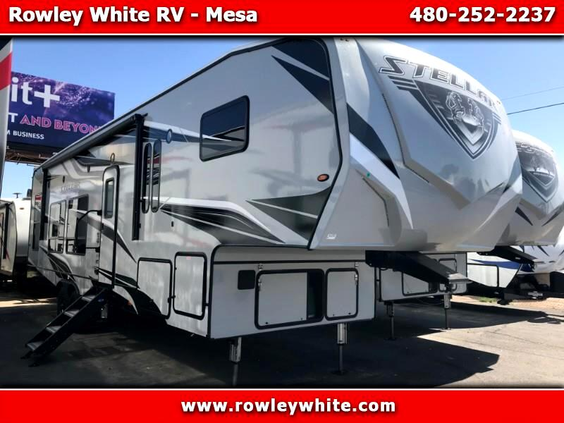 2021 Eclipse RV Stellar 3322DBG