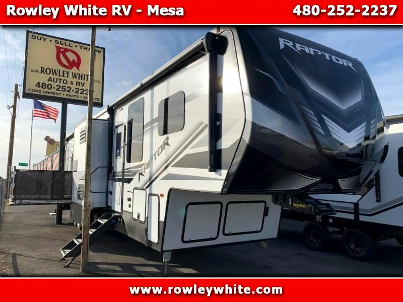 Keystone RV Raptor  2021