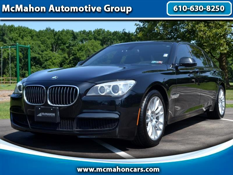 2015 BMW 7-Series 740e xDrive iPerformance