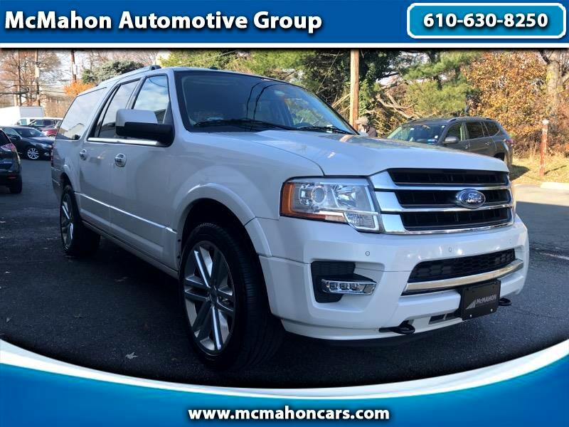 Ford Expedition EL 4WD 4dr Limited 2017