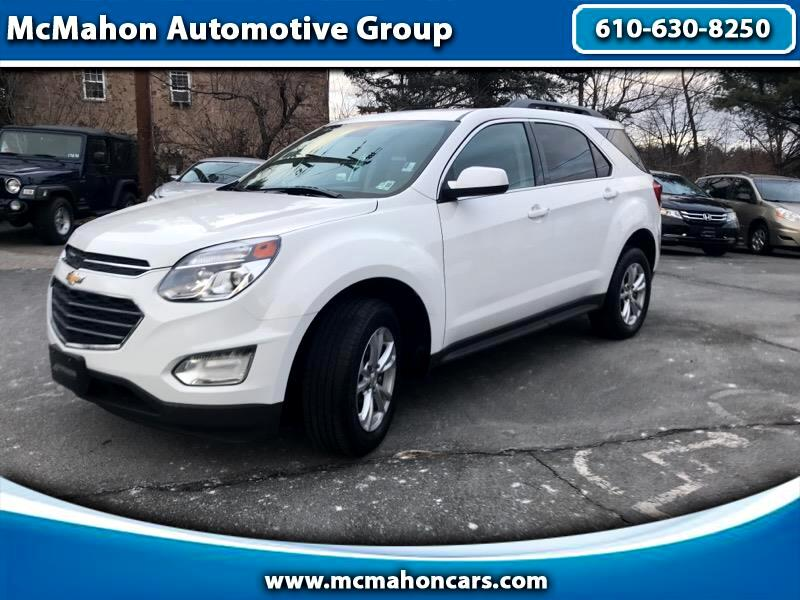Chevrolet Equinox LT AWD Base 2017