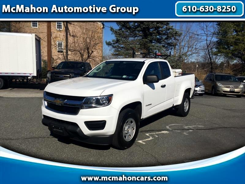 Chevrolet Colorado Work Truck Ext. Cab 4WD 2016