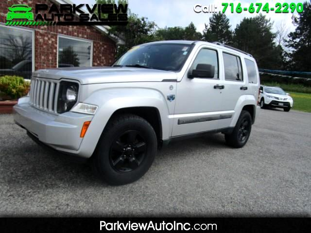 2012 Jeep Liberty Arctic 4x4