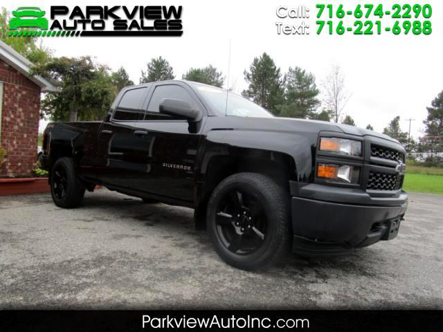 2015 Chevrolet Silverado 1500 Blackout Double Cab 4WD