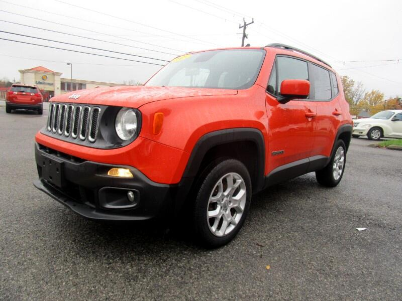 Jeep Renegade Latitude 4x4 2015