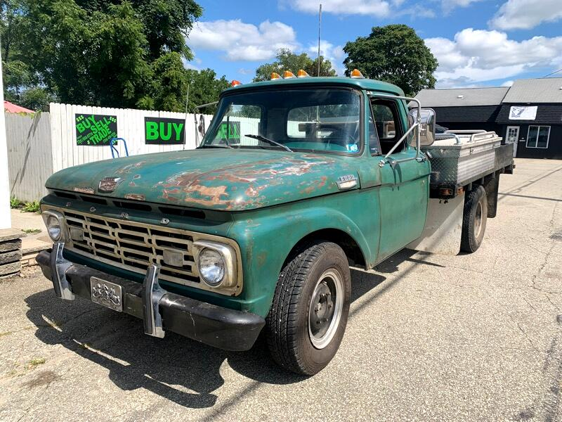 Ford F350  1964