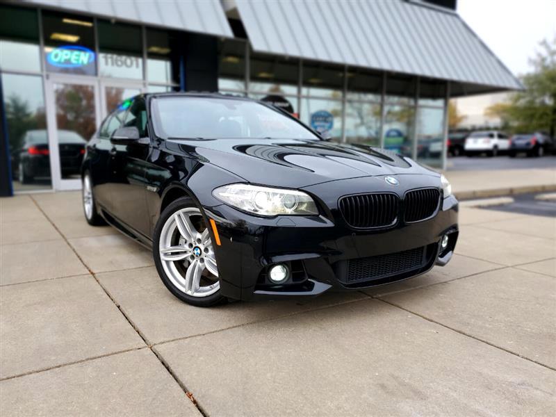 BMW 5-Series  2015
