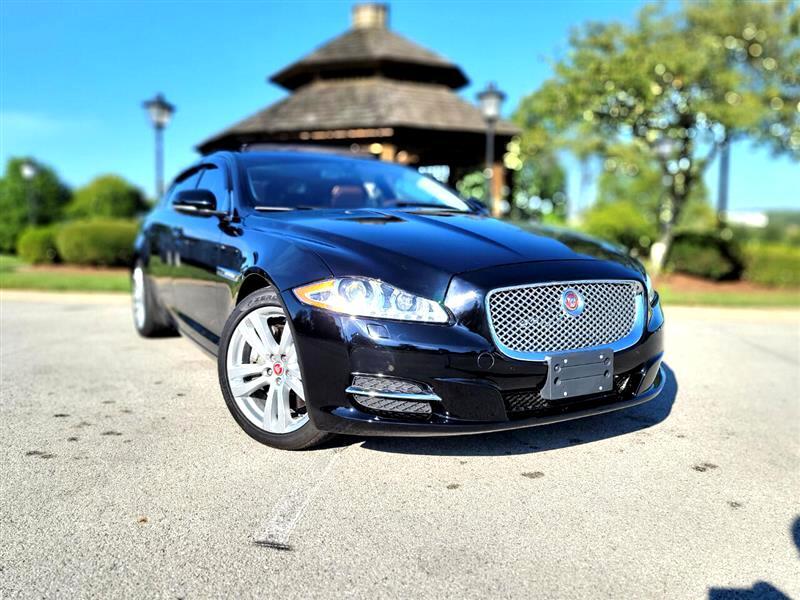 Jaguar XJ-Series  2015