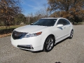 2010 Acura TL 5-Speed AT with Tech Package and 18-In. WP