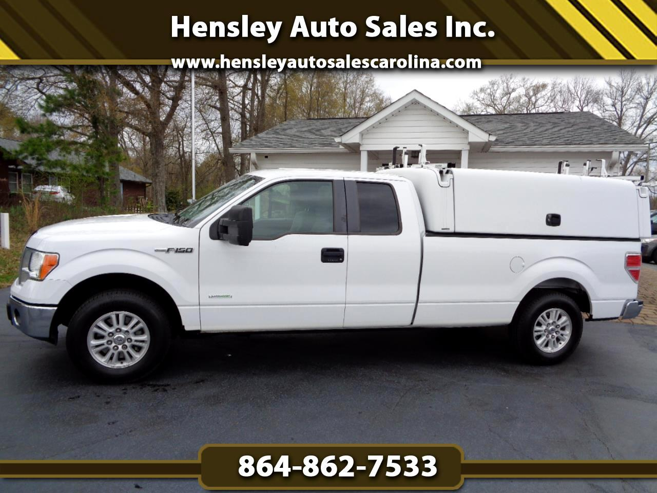 Ford F-150 XLT 2WD SuperCab 8' Box 2014