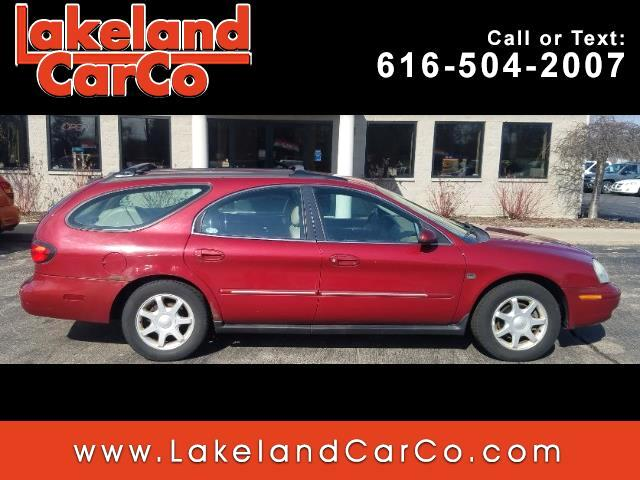 2003 Mercury Sable Wagon LS Premium