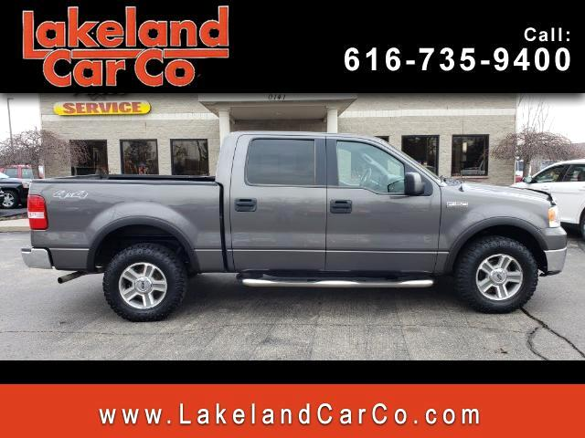 "2006 Ford F-150 4WD SuperCrew 145"" XLT"