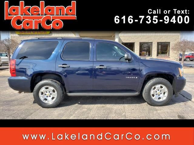 2009 Chevrolet Tahoe LS 4WD