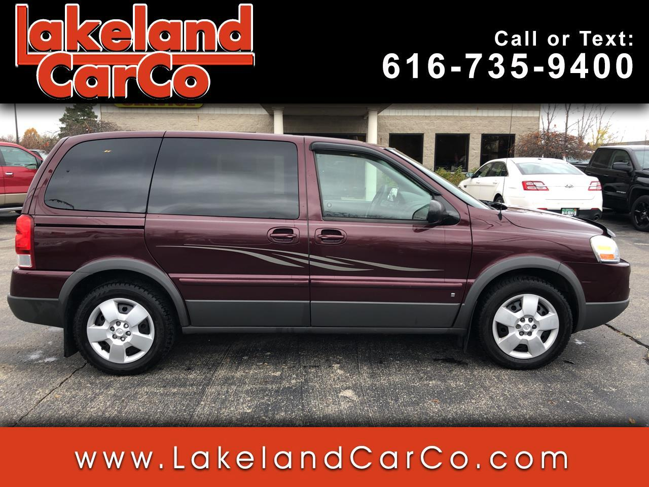 6a7f47f0bc Used 2009 Pontiac Montana SV6 for Sale in Grand Rapids