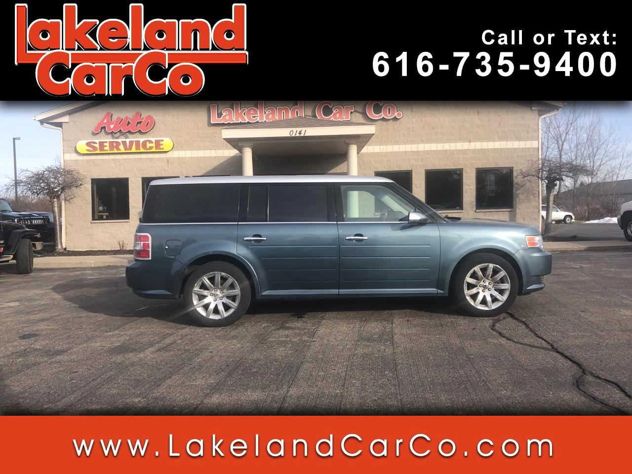 Ford Flex Limited AWD 2010