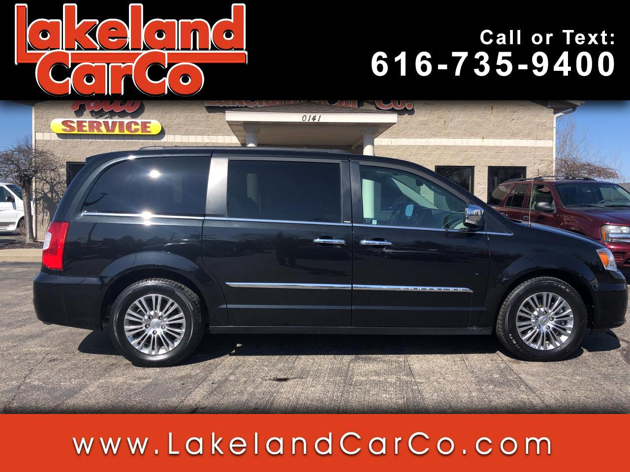 Chrysler Town and Country 4dr Wgn Touring-L 2014