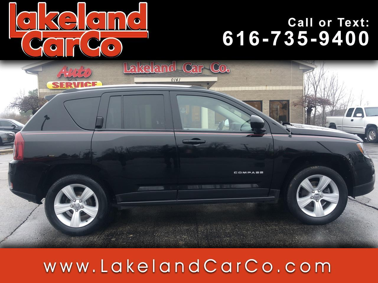 Jeep Compass 4WD 4dr North Edition 2014