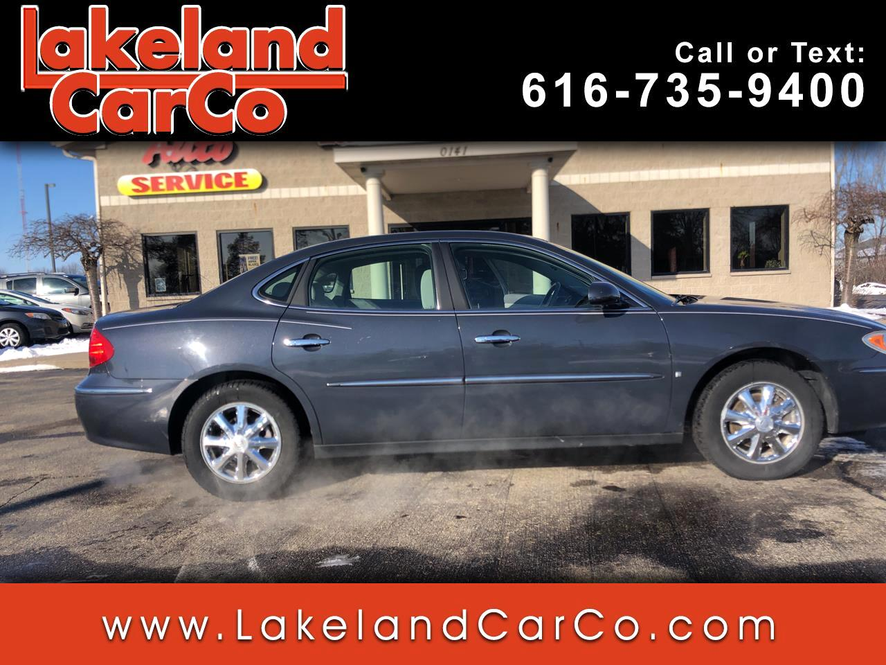 Buick LaCrosse 4dr Sdn CX 2008