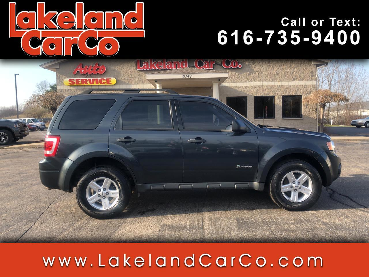 Ford Escape FWD 4dr I4 CVT Hybrid 2009