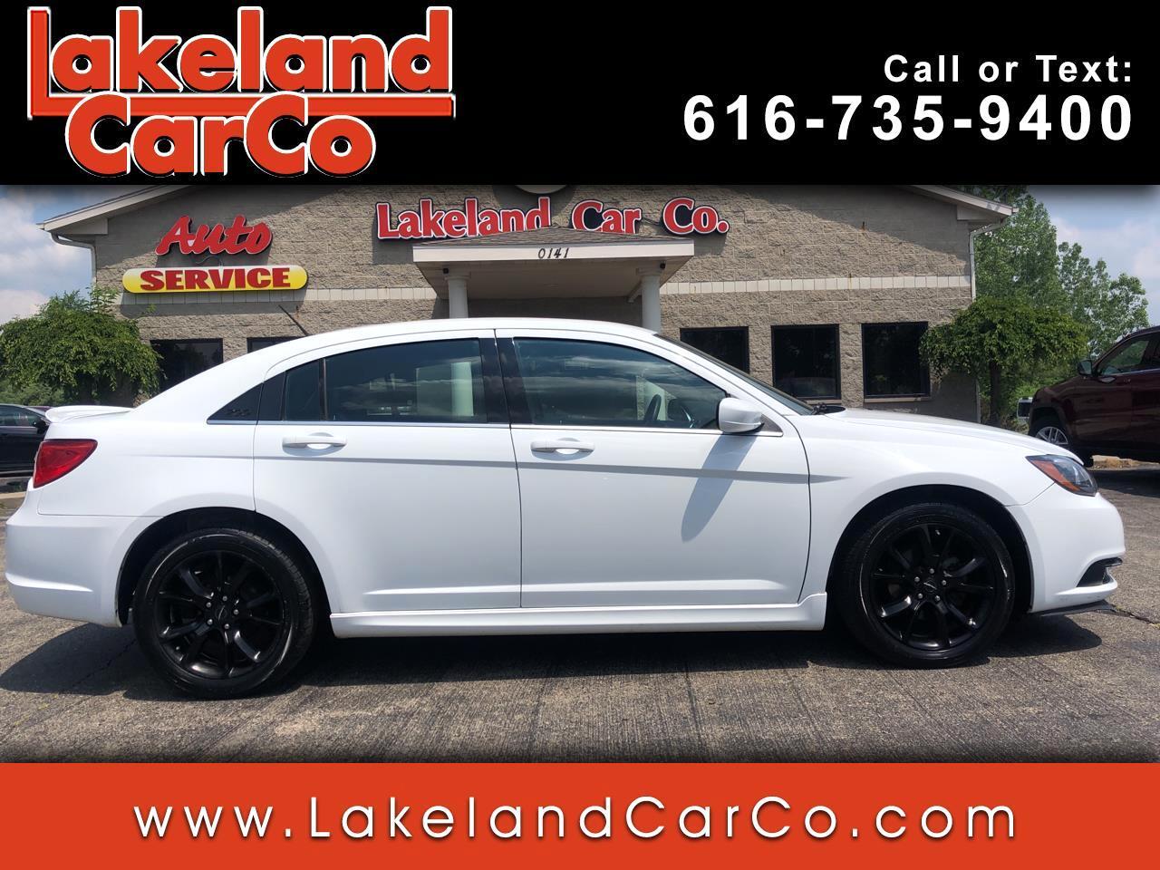 Chrysler 200 4dr Sdn Limited 2014