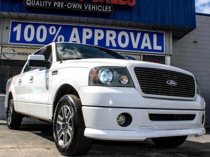 2008 Ford F-150 FX-2 SuperCrew 2WD