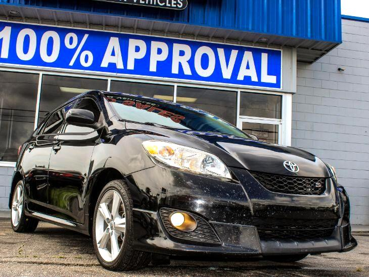 2010 Toyota Matrix S 5-Speed MT