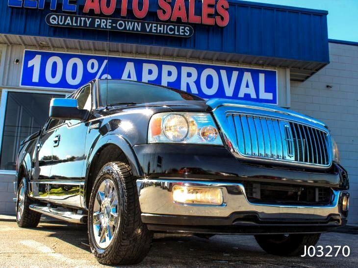 Lincoln Mark LT 2WD 2006