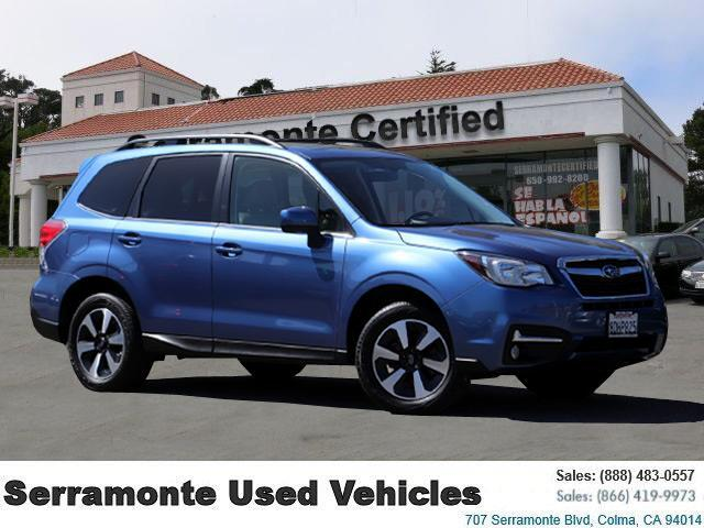 2018 Subaru Forester 2.5i Limited Sport Utility