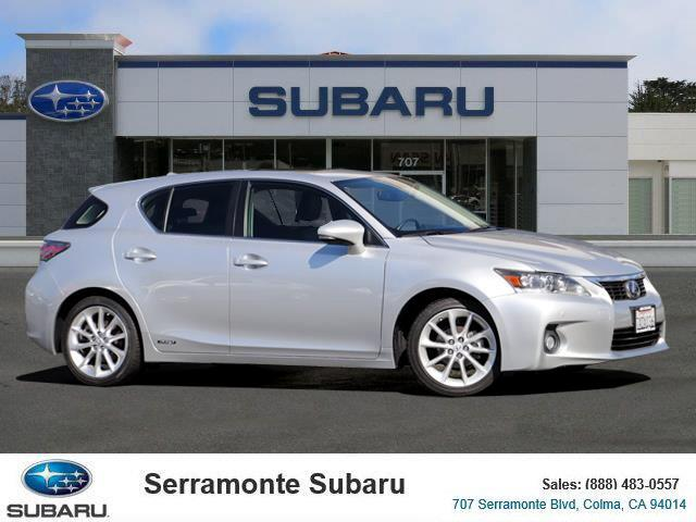 2013 Lexus CT 200h Ct 200h Hatchback
