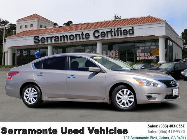2013 Nissan Altima 2.5 S Sedan 2.0 Edition ONE
