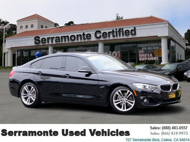 2015 BMW 4-Series Gran Coupe 428i Gran Coupe