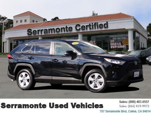 Used 2019 Toyota Rav4 Xle Sport Utility For Sale In Colma Ca 94014