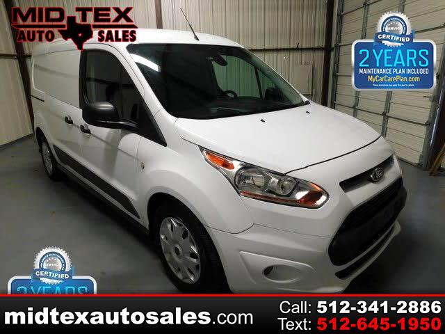 """Ford Transit Connect 114.6"""" XLT w/o side or rear door glass 2016"""