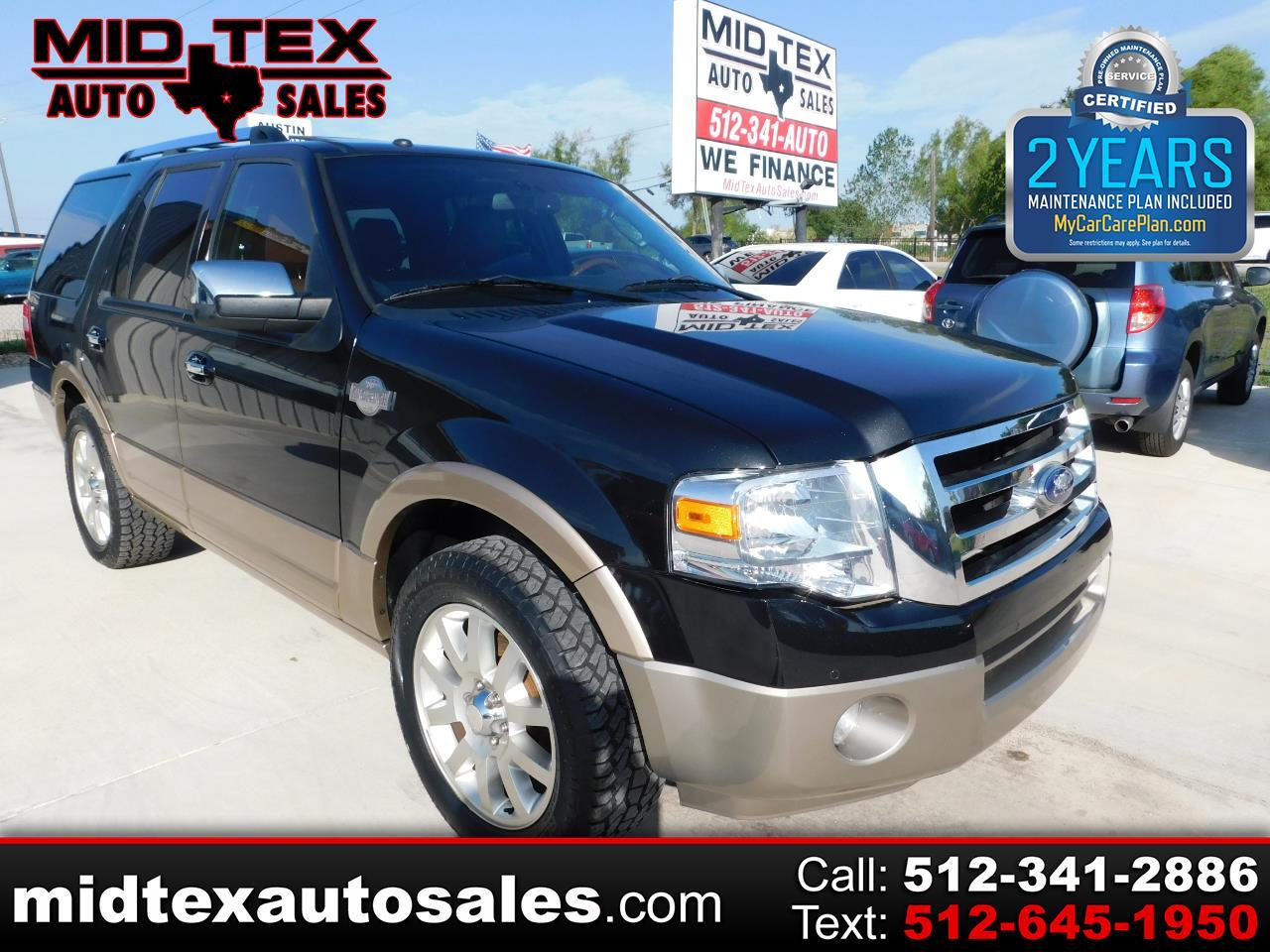 Ford Expedition 4dr King Ranch 2014