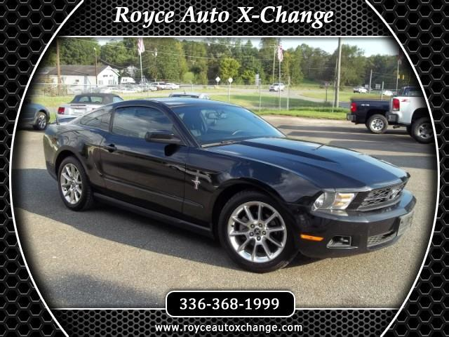 2010 Ford Mustang V6 Coupe