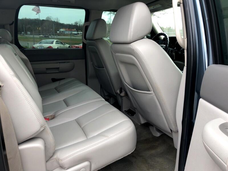 2008 GMC Sierra 1500 SLE2 Crew Cab 4WD