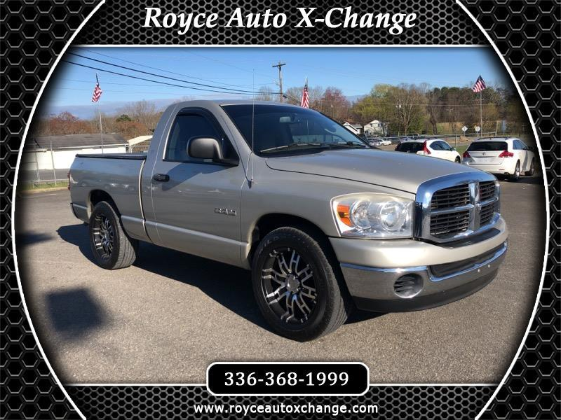 2008 Dodge Ram 1500 SLT Short Bed 2WD