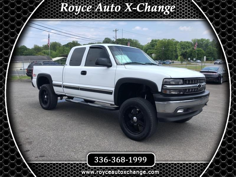 Chevrolet Silverado 1500 Ext. Cab Short Bed 4WD 1999