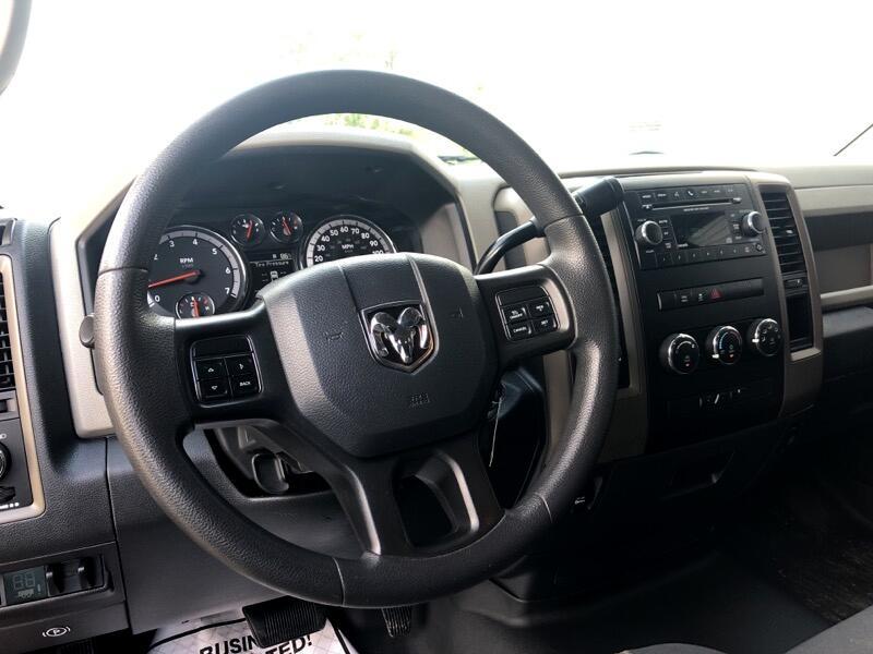 2012 RAM 1500 ST Quad Cab 4WD