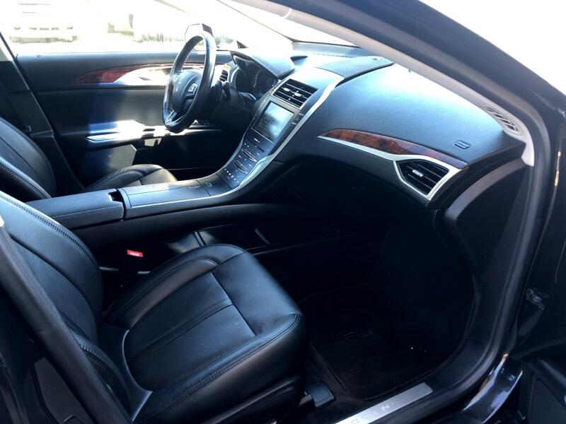 2015 Lincoln MKZ 4dr Sdn AWD