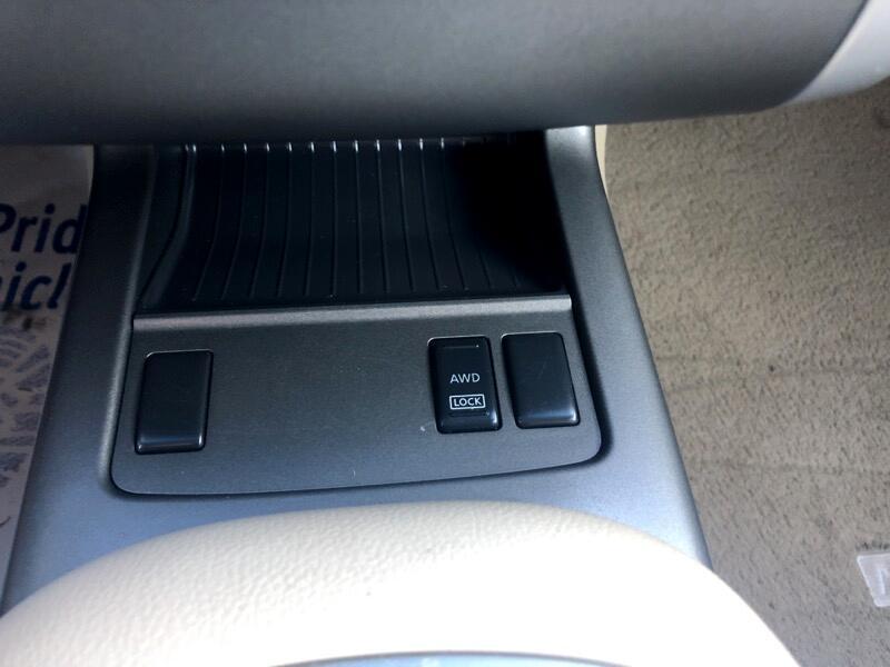 Nissan Murano S AWD 2013