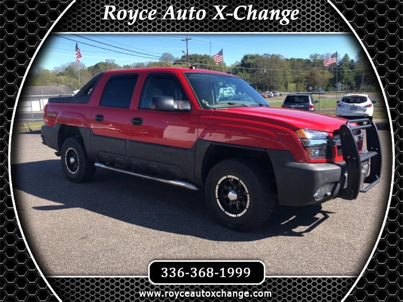 2005 Chevrolet Avalanche 2500 4WD